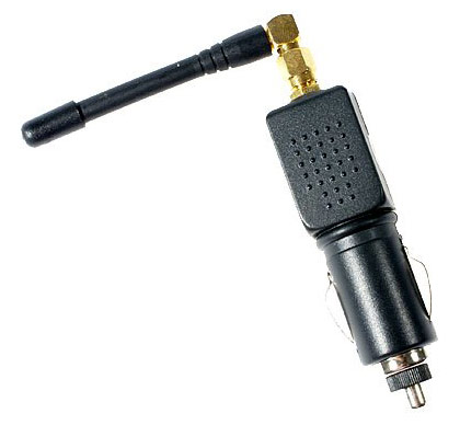 Car jammer remote - small jammers gps car cigarette vapor